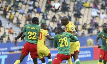 Hosts Cameroon open delayed CHAN with win over Zimbabwe