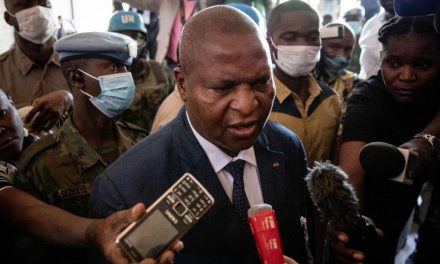 Central African Republic President Touadera wins re-election
