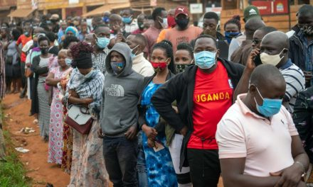 Ugandans vote in presidential elections amid internet shutdown
