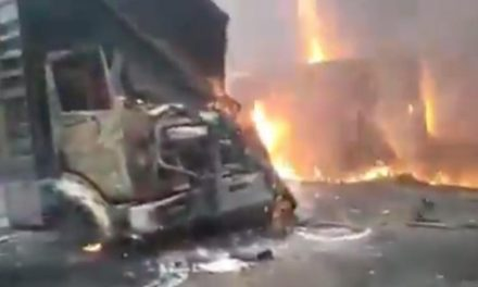 53 dead in Cameroon crash involving bus and truck