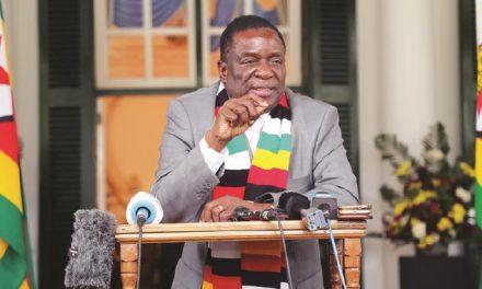 Zimbabwe's President questions US democratic credentials after riots