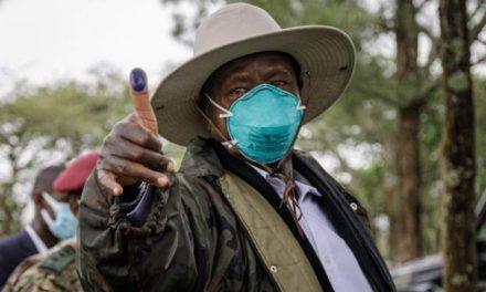 Uganda's President Museveni takes early lead in vote count