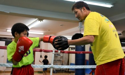 Pandemic puts Fukushima host town for Thai Olympic boxers on edge