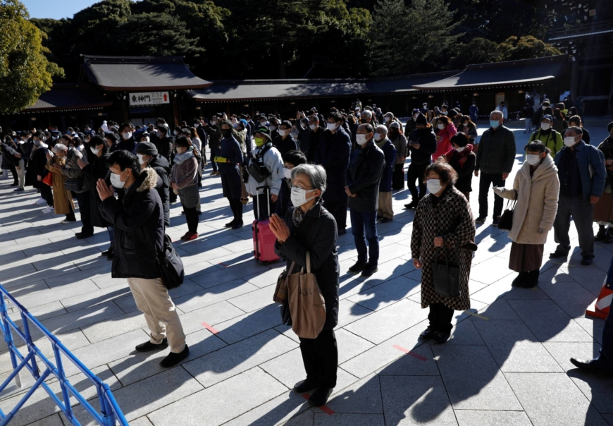 Japan's stance against emergency appears to shift as virus cases soar
