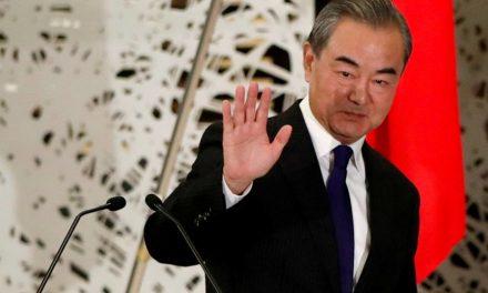 Senior Chinese diplomat says U.S. relations at 'new crossroads'