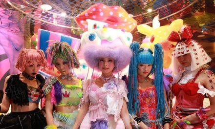 Flashbacks and fantasy kick off Japan's 2021 fashion scene