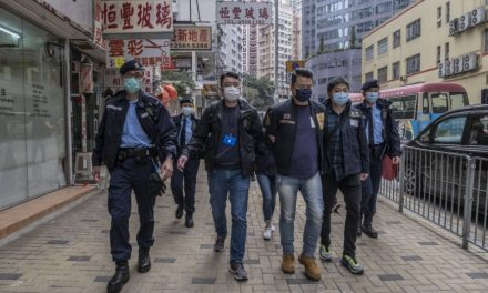 Will arrests keep Hong Kong out of the 'abyss'?
