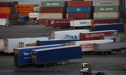 Demand for Chinese goods creates shipping container shortage