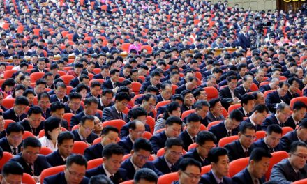 North Korea ruling party says key congress to be held every five years