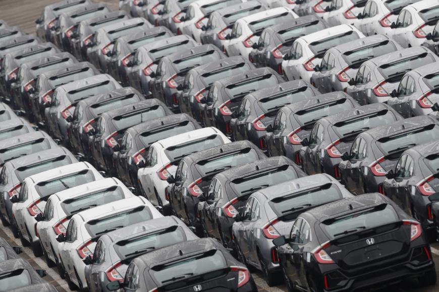 Honda to temporarily halt U.K. car output due to COVID-19-related supply issues