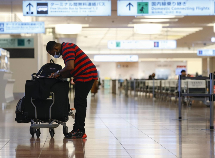 Japan bars entry for new arrivals and business travelers due to new COVID-19 strains