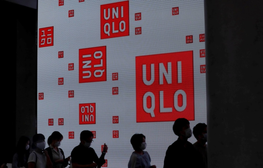 Uniqlo owner's stock hits record as shoppers go casualin pandemic