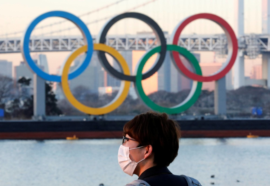 Decision on holding Olympics 'could go either way,' says Japan's Kono