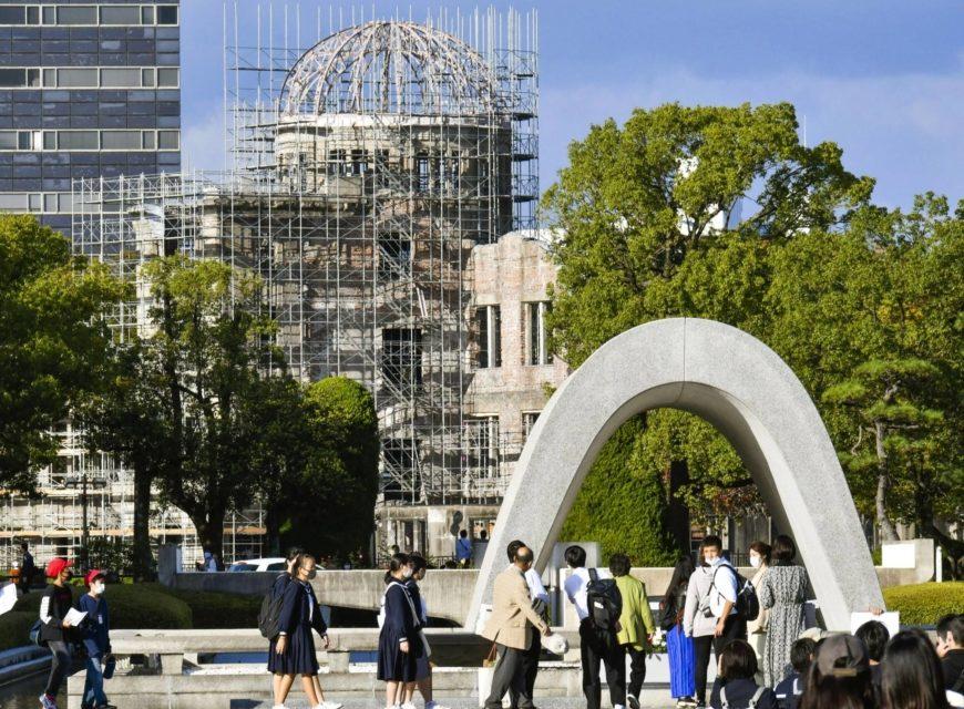 Hiroshima considers free coronavirus tests for up to 800,000 people