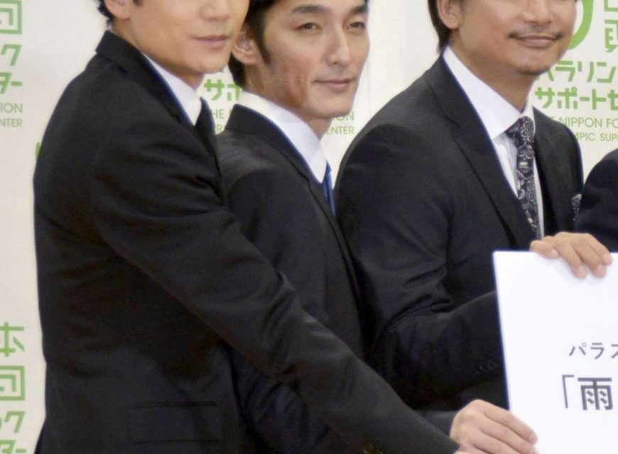 Former SMAP stars test broadcast television's relevance