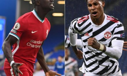 Manchester United to use Liverpool clash as litmus test