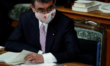 Taro Kono to be named minister in charge of coronavirus vaccinations