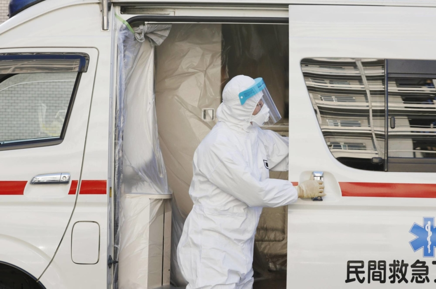 Access denied: Virus third wave forces hand of Japan's medical system