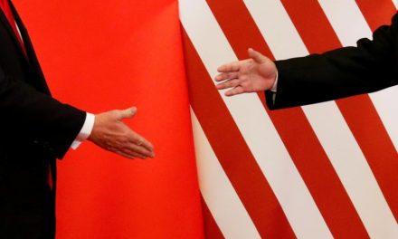 Biden ponders the trans-Atlantic option to press China