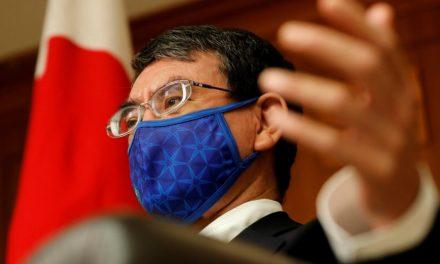 Vaccination minister: Reward or punishment for Taro Kono?