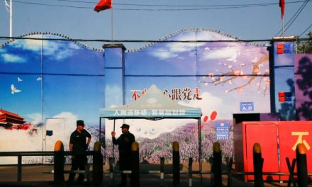 Twitter locks out Chinese Embassy in U.S. over post on Uighurs