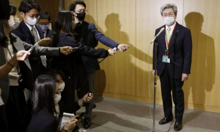 Accepting Olympic visitors would be 'difficult,' Japan medical lobby chief says