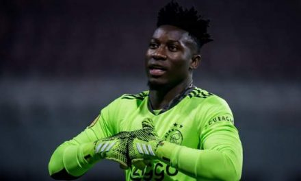 Andre Onana: Ajax and Cameroon goalkeeper banned for 12 months for doping violation