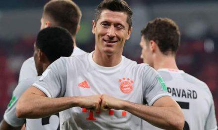 Al Ahly 0-2 Bayern Munich: Robert Lewandowski scores two in Fifa Club World Cup semi-final