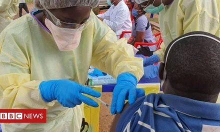 Ebola: DR Congo launches Butembo vaccination campaign
