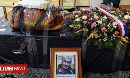 Hervé Gourdel: Man sentenced over French tourist's killing