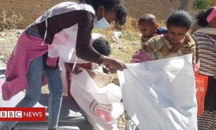 Tigray crisis: 'Overwhelming' humanitarian needs in Ethiopia's region