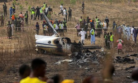 Nigerian military plane crashes on approach to Abuja airport, killing seven