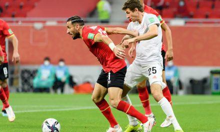 Bayern Munich beat Al Ahly to reach Fifa Club World Cup final