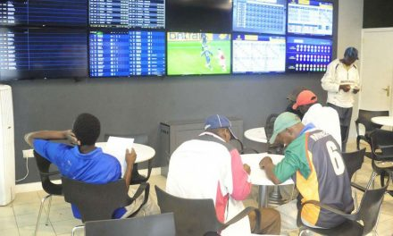 What else do players in Kenya bet on apart from football?