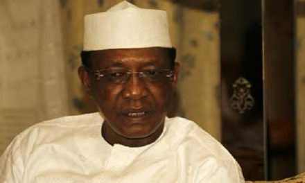 Activist jailed for saying Chad's president Idriss Déby is ill