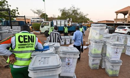 Niger holds presidential run off vote towards peaceful transfer of power