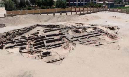 'World's oldest' mass-production brewery unearthed in Egypt