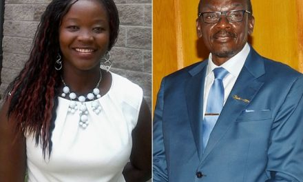 Zimbabwe's veep caught on tape arranging office sex with lover