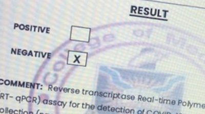 Covid-19: Criminals are selling fake test certificates, Europol says