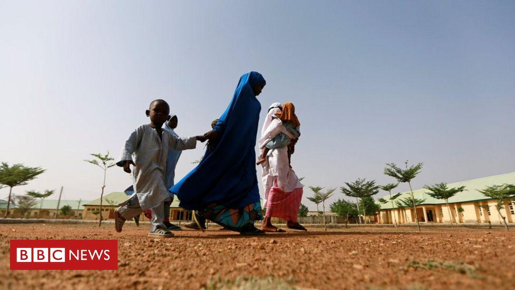 Nigeria kidnapped girls: Shots fired at Zamfara reunion ceremony