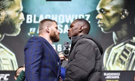UFC 259: Can Nigeria's Israel Adesenya become an MMA legend?