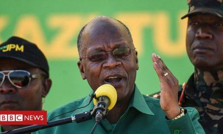 John Magufuli: Tanzania's 'bulldozer' president