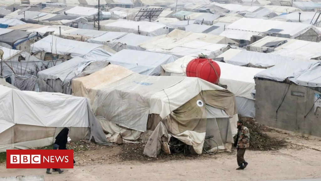 UK 'to cut aid to Syria and African countries'