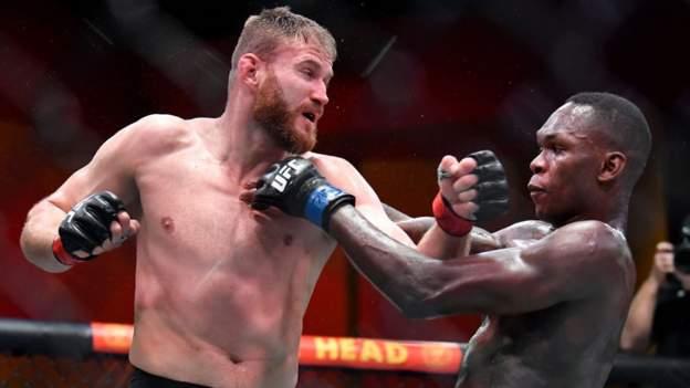 UFC 259: Jan Blachowicz beats Israel Adesanya as Amanda Nunes wins again