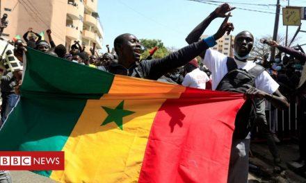 Senegal protests: Ousmane Sanko released on bail