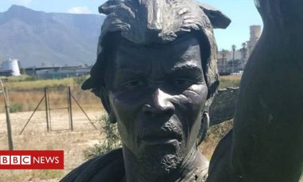 David Stuurman: The South African who twice escaped Robben Island