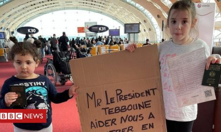 Paris airport: Algerian passengers from UK stranded for weeks