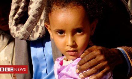 Ethiopia's Tigray crisis: A rare view inside the conflict zone