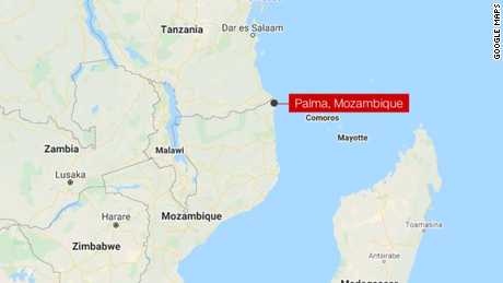 Foreigners and locals among dozens killed in Mozambique terror attack