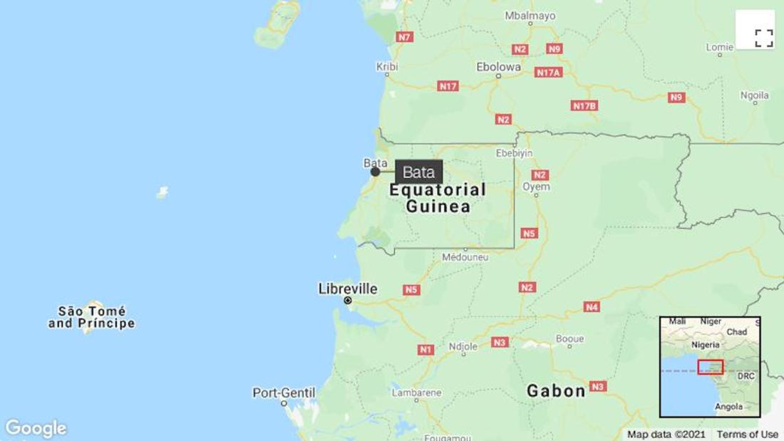 Equatorial Guinea explosions kill at least 31, injure hundreds more in Bata